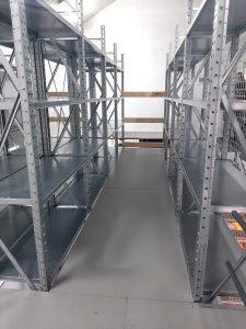 piętro antresola półki