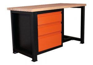 Stół warsztatowy - ślusarski P1411