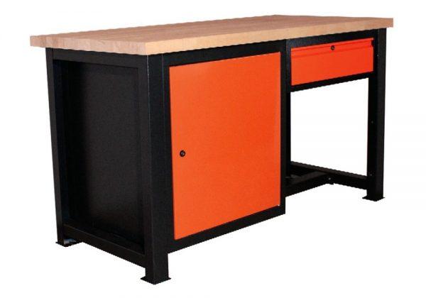 Stół warsztatowy - ślusarski P1414