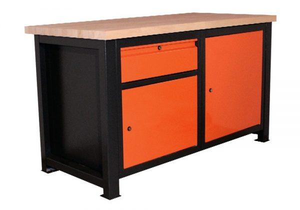 Stół warsztatowy - ślusarski P1415