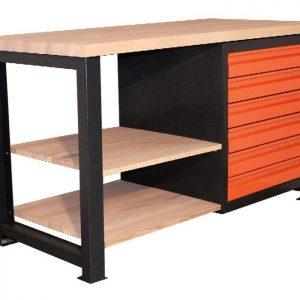 Stół warsztatowy - ślusarski P1412