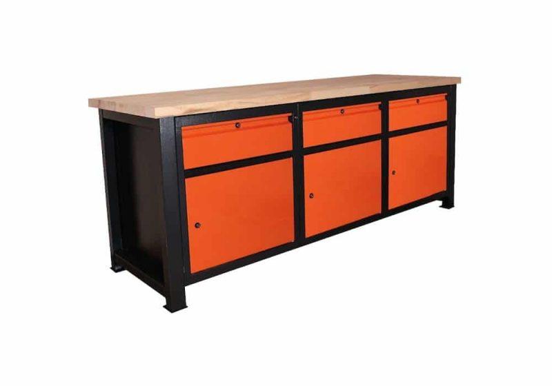 stół warsztatowy p2117