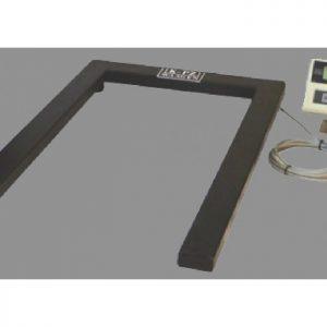 Elektroniczna przenośna waga paletowa Typ KPZ 1