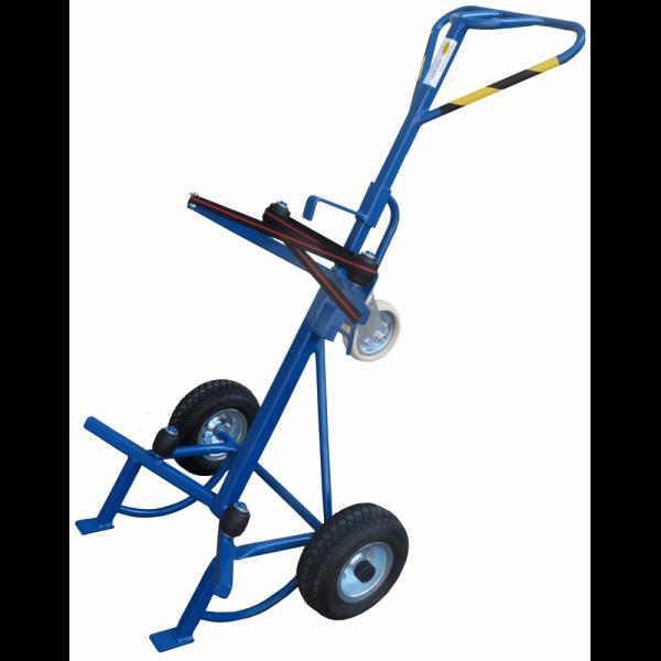 Wózek do beczek metalowych GRZEŚ III