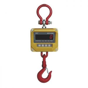 Elektryczna waga hakowa suwnicowa KPZ 404 E