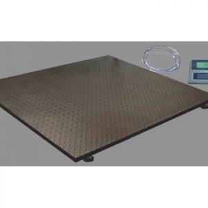 Elektroniczna waga platformowa Typ KPZ 2