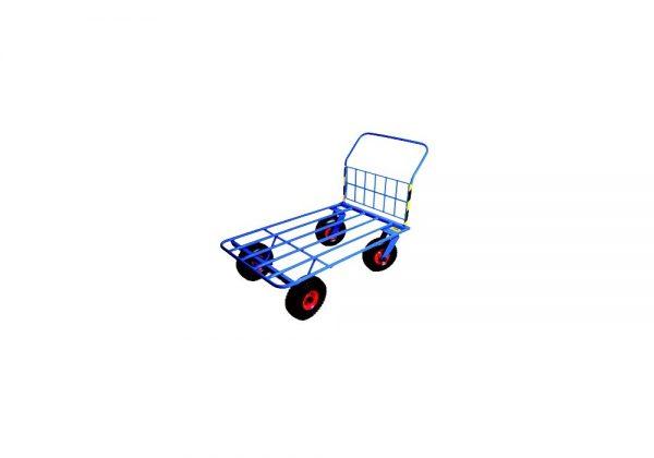 Wózek gospodarczy na czterech kołach STACH II