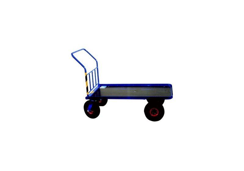 wózek gospodarczy stach 4