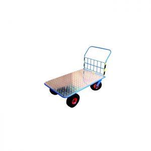 Wózek platformowy na kołach aluminiowy WP-22 Al