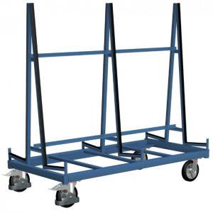 Wózek platformowy WP-19 do płyt wiórowych szyb
