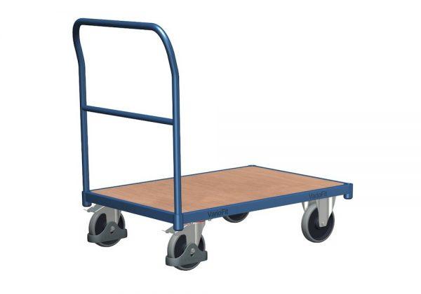 Wózek platformowy z półką roboczą WP-1