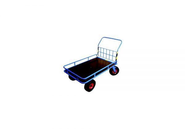 Wózek gospodarczy na czterech kołach STACH IV