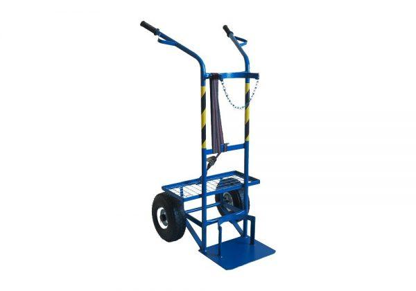 Wózek polgaz III TIG do przewozu butli gazowych