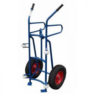 wózek transportowy butli z gazem
