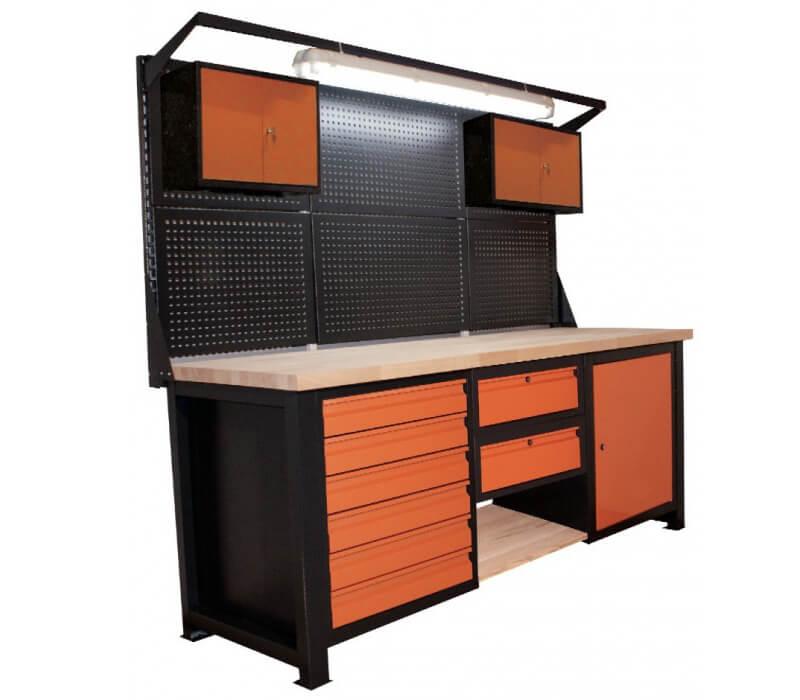 stół wyposażenie warsztatu
