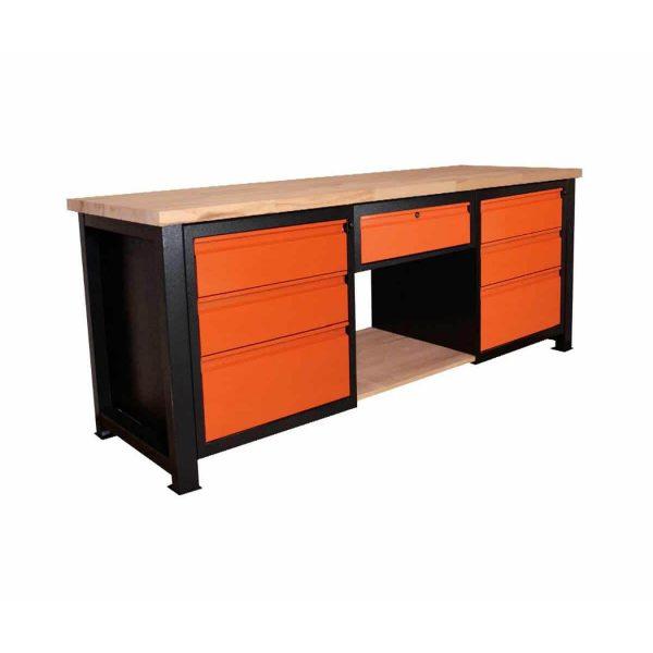 stół ślusarski duży p2113