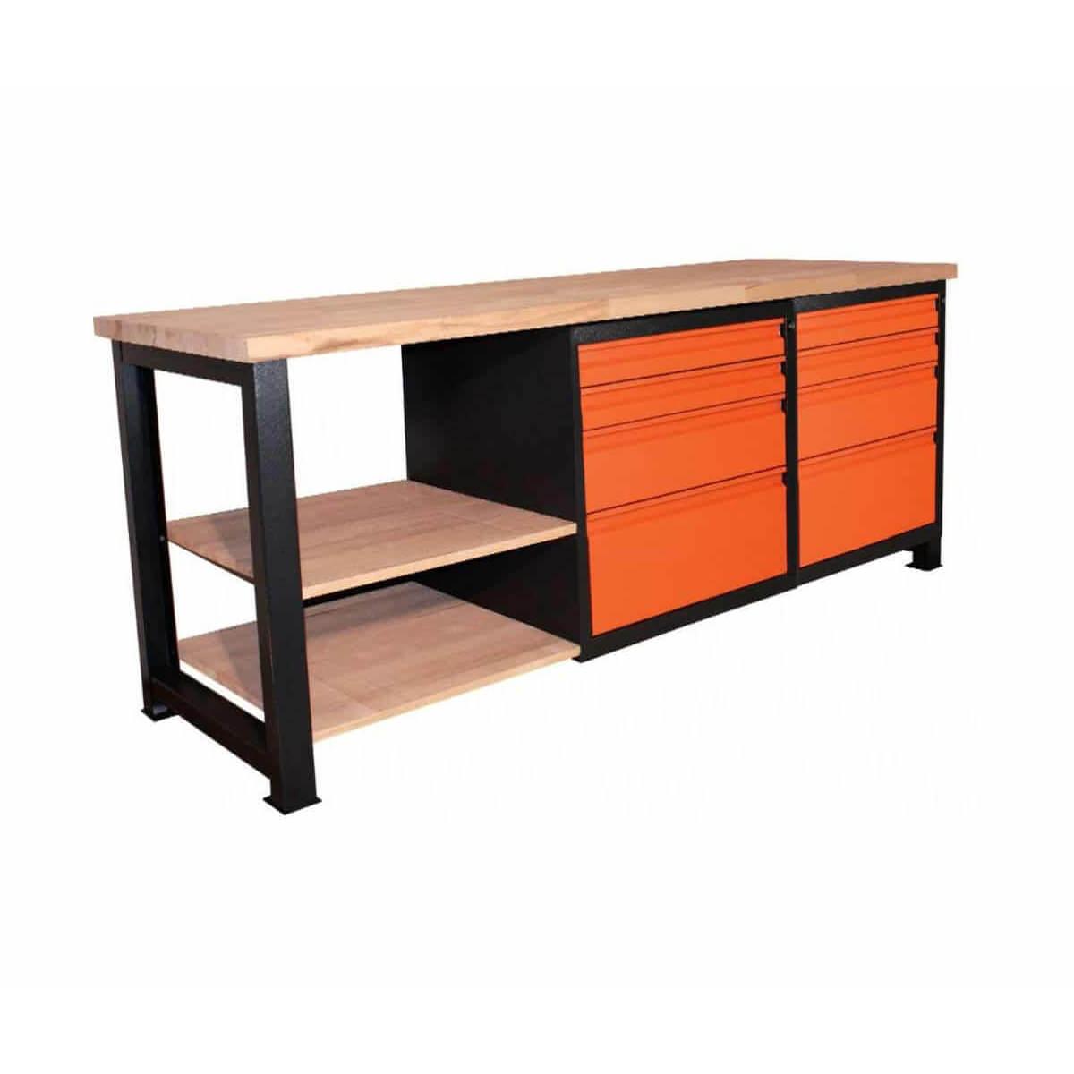 stół ślusarski p2114