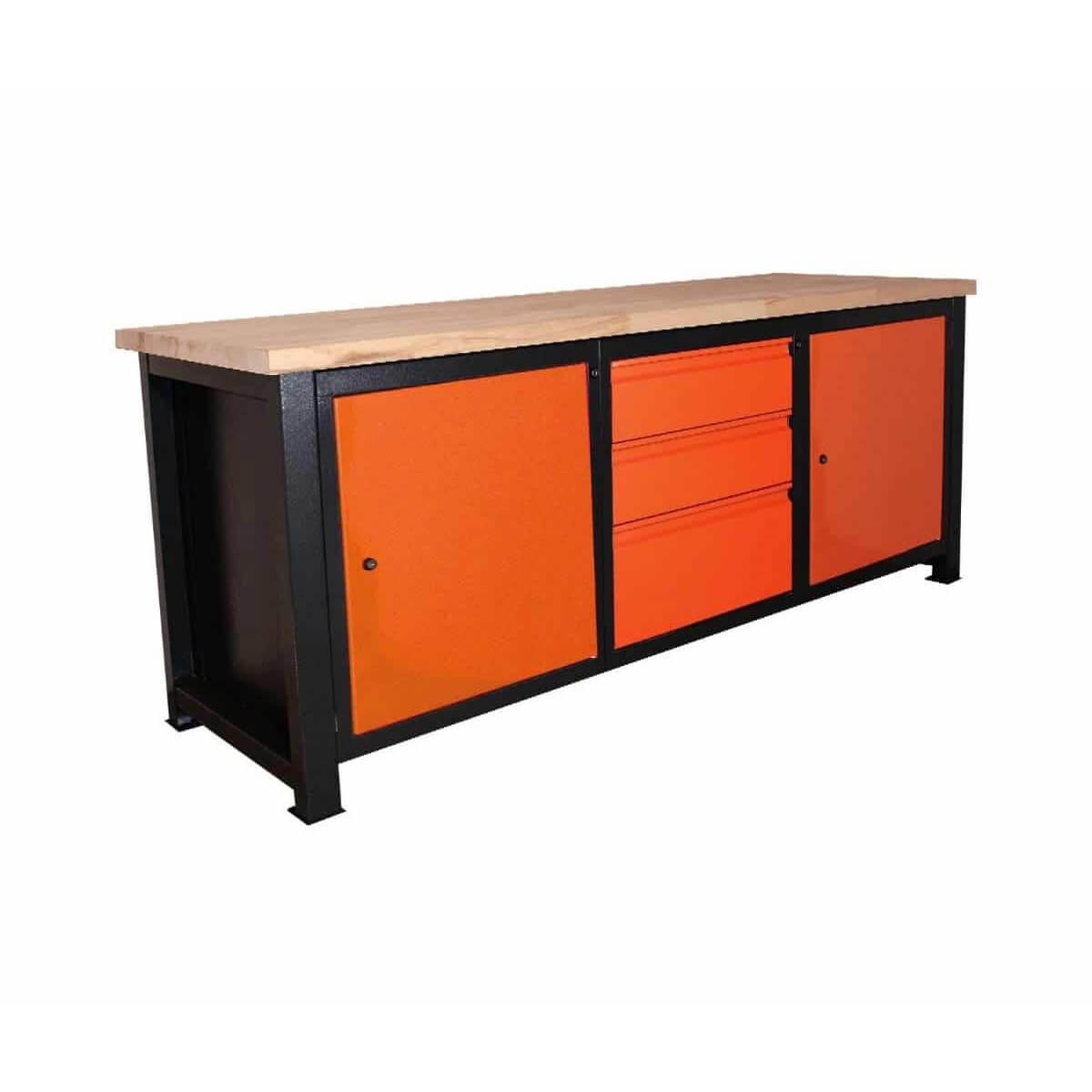 stół warsztatowy modułowy p-2116
