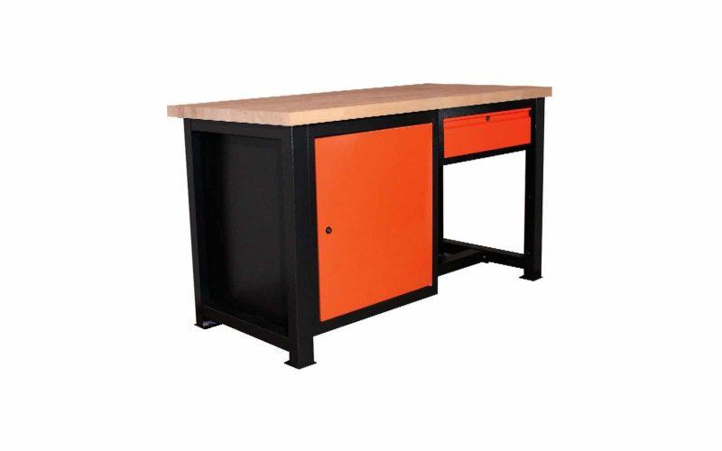 stół warsztatowy ślusarski p1414