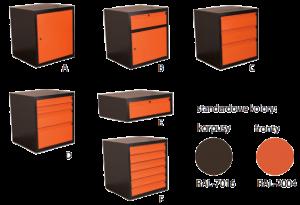 moduły do stołów warsztatowych