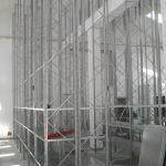 montaż regałów półkowych