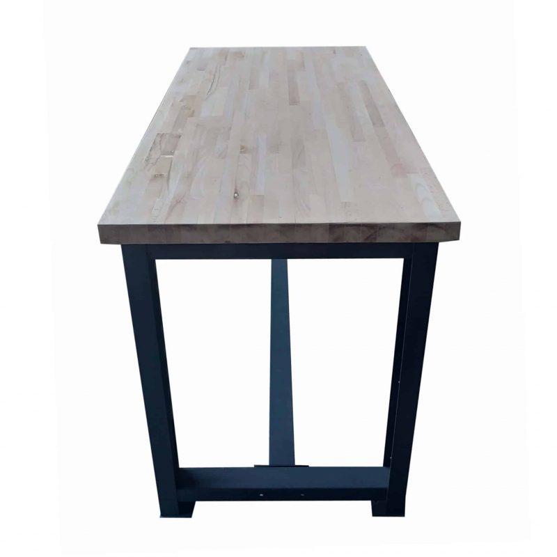 stół roboczy garażowy p1400 bok