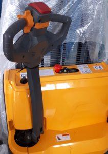wózek ręczny paletowy cddr15r-e panel