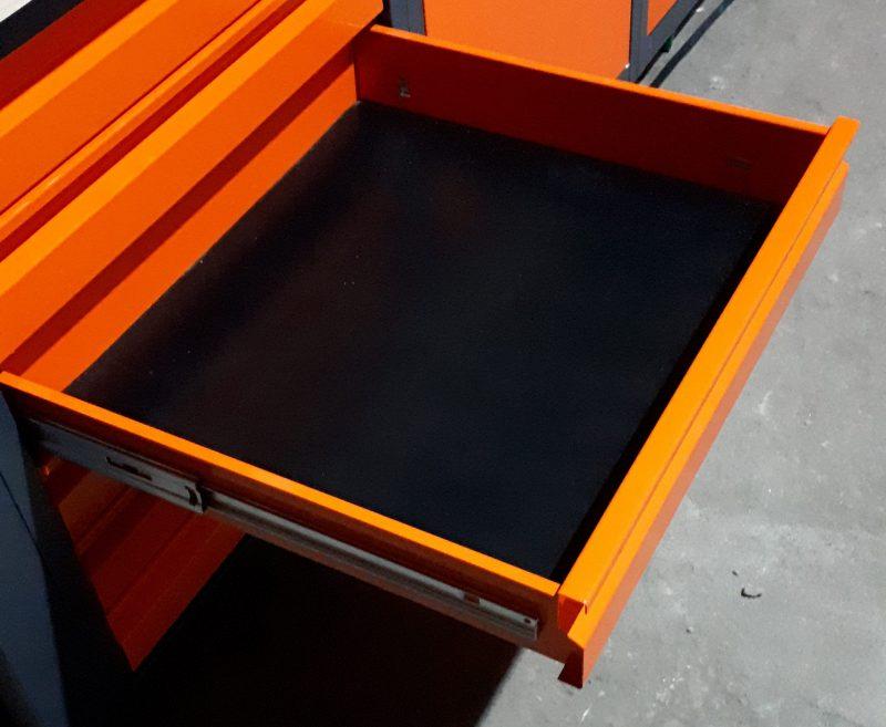 guma wkład do szuflady stół warsztatowy