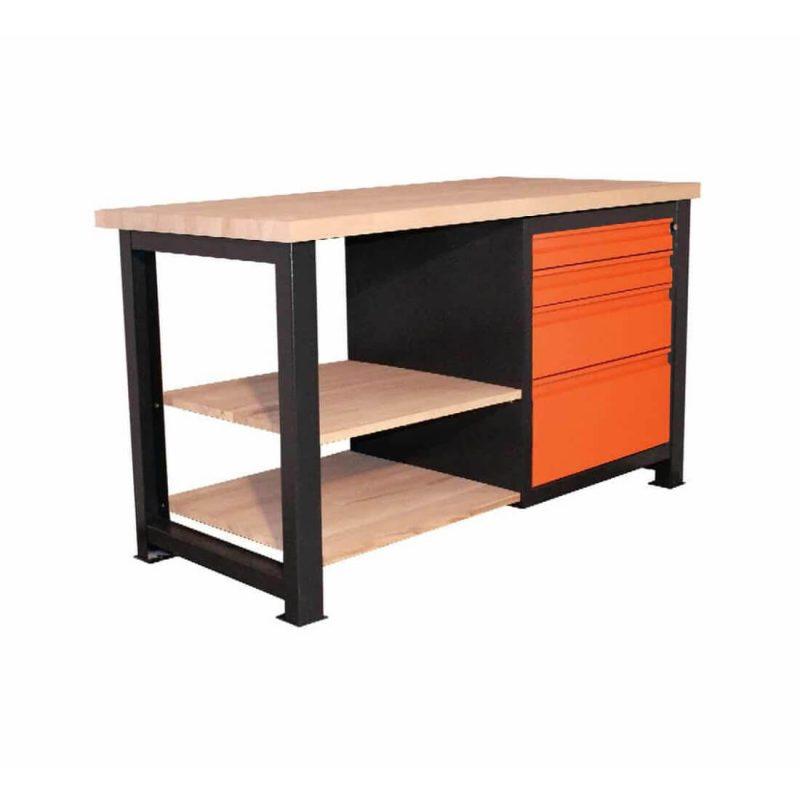 stół roboczy do warsztatu p-1421