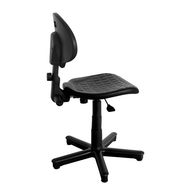 krzesło przemysłowe bok