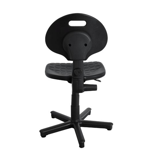 krzesło przemysłowe tył