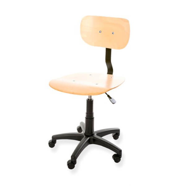 krzesło przemysłowe sklejka